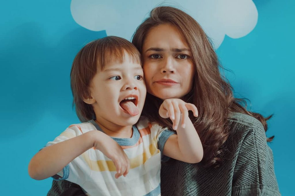 Parenting Influencer Indonesia Sabai Dieter