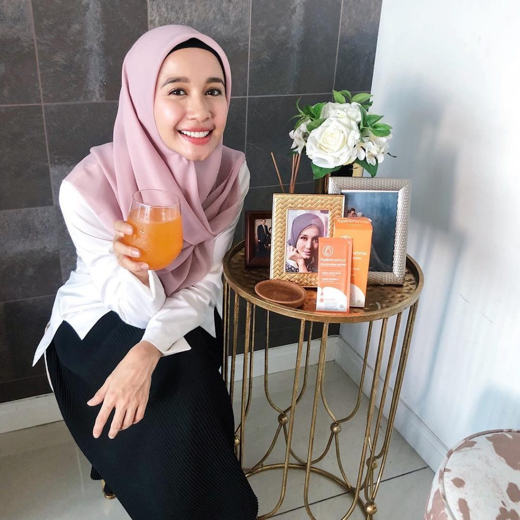 Top Influencer Indonesia Wanita Laudya Chintya Bella