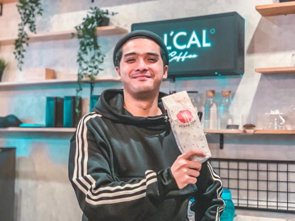 Top Influencer Pria Indonesia 2019 Ricky Harun