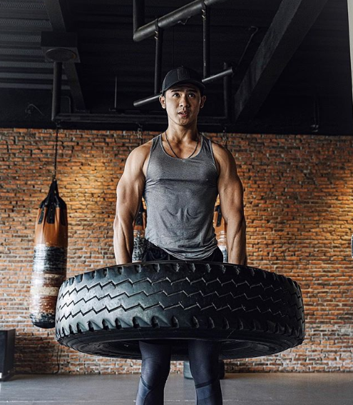 Fitness Influencer Indonesia Reynaldi Rifaldo