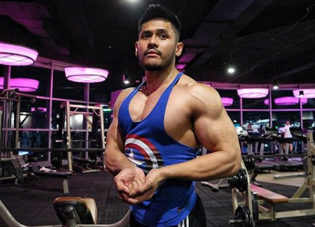 Fitness Influencer Indonesia Rudy Sekti