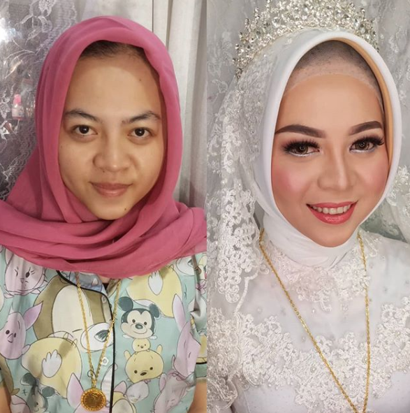 Make Up Artist Medan Ulinnisa Rizkia Siregar