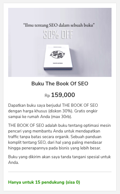 Book of SEO - Rianto Astono