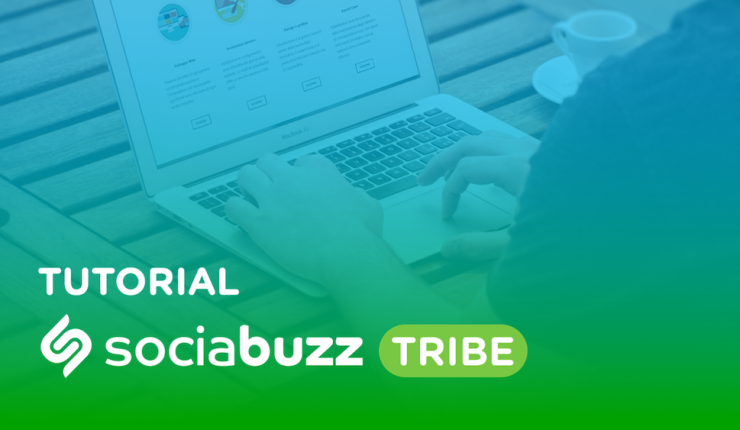Tutorial SociaBuzz Tribe